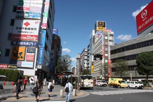 吉祥寺駅周辺2